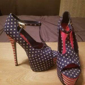 Americana heels